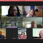 social gathering on Zoom